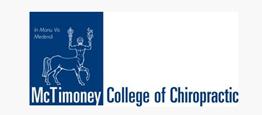 Mctimoney Chiropractic College Logo